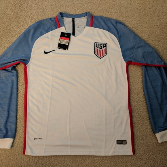 online store 0e7a8 06cf1 USA Soccer Jersey US USMNT Rare Player Issue Match NWT